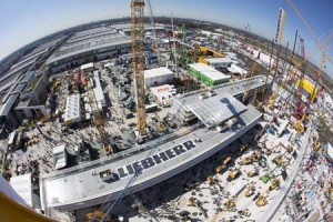 Liebherr turnover forecast to hold steady