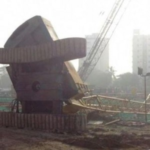 Fatal crane incident india