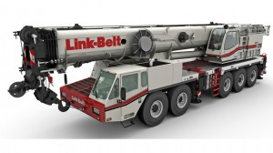 LinkBelt launches ATC 3210 all terrain crane