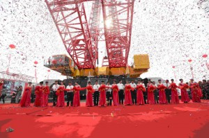 China's crane manufacturers are now world-class