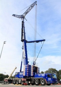 Grove GMK6400 all terrain crane delivered