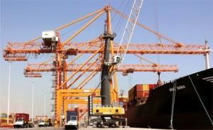 Liebherr ships 22 cranes to Africa