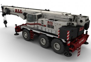 Order for 30 new LinkBelt rough terrain cranes