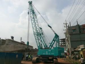 Kobelco wins CKL1000i crane orders