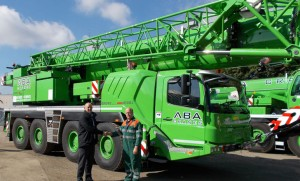 New Grove for ABA Cranes