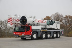 New Liebherr for Casella Autogrù