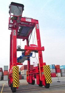 Repeat port order for Terex