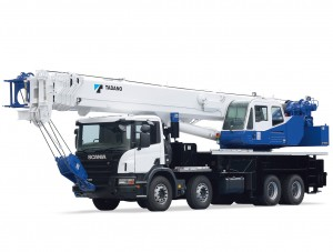 Tadano launch crane for Singapore market