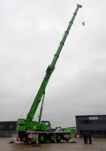 Terex UK open day