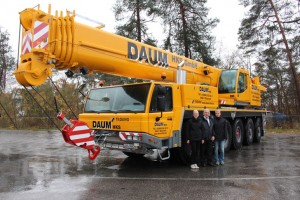 Daum HKS expands with Tadano