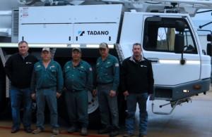 FESCO buys two TADANO ATFs
