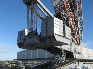 Mobile Crane Counterweights – an Important Safety Factor