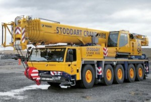 Another Tadano for Stoddart