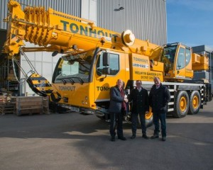 First new Liebherr for Tonhout