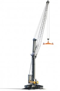 Liebherr launches largest LHM