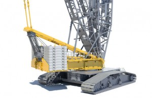 Upgrade for Liebherr's LR1750