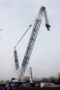 750 tonne Liebherr LG 1750 for Baldwins